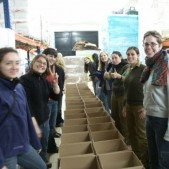 The Yad Eliezer Warehouse in Pictures