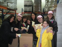 East Hill Synagogue Mother-Daughter Bat Mitzvah Mission