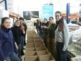 Welcome to the Yad Eliezer warehouse!