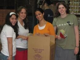 Bnei Akiva Machach B'Aretz Chesed Mission