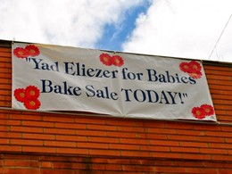 Feed-a-baby Bake Sale