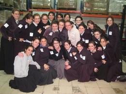 Seminary Volunteers at Yad Eliezer - Seminar