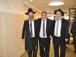 A dream come true- Yad Eliezer's new Bnai Brak Wedding Hall!