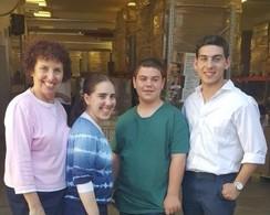 Abraham/Stein/Sokel Family