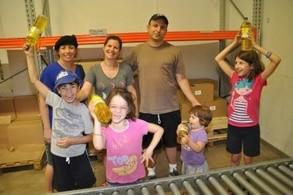 Waxman & Malina Families