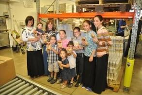 Tessler & Mendlowitz Families