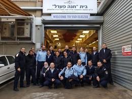 Police Visit Thursday, January 4