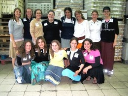 Midreshet Rachel v'Chaya Volunteers