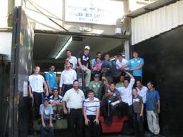 Tuv Ha'aretz Camp had a Ball at Yad Eliezer