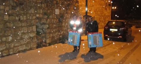 Winter Warmth Campaign 2015 - Yad Eliezer