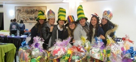 Lander College's Purim Event 2016