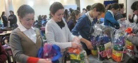 Lander College's Purim Event 2013 - Yad Eliezer
