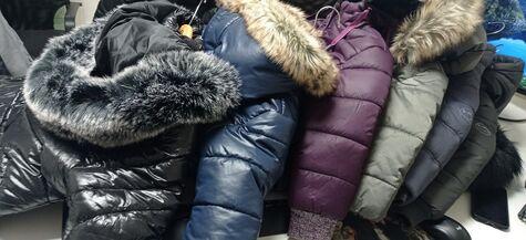 coats for poor families