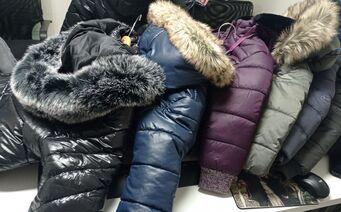 coats for the needy