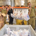 'Stand behind Israel' Campaign Success  - Yad Eliezer