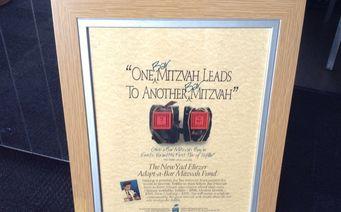 bar mitzvah twinning