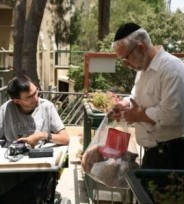 Donate Hot Meals in Israel