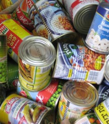 Donate Food Boxes