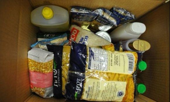 Yad Eliezer food box